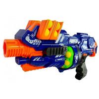 Szivacslövő pisztoly Inlea4Fun BLAZE STORM