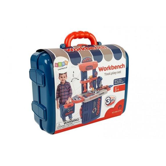 Szerszámos asztal bőröndben Inlea4Fun WORKBENCH