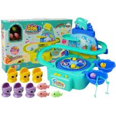 Inlea4Fun DOLPHIN PARK Horgász játék - kék Előnézet