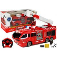 Tűzoltóautó emelőkosárral Inlea4Fun FIRE & RESCUE