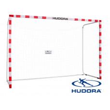 Hudora 76906 Stadion fém focikapu  300x200x110 cm Előnézet