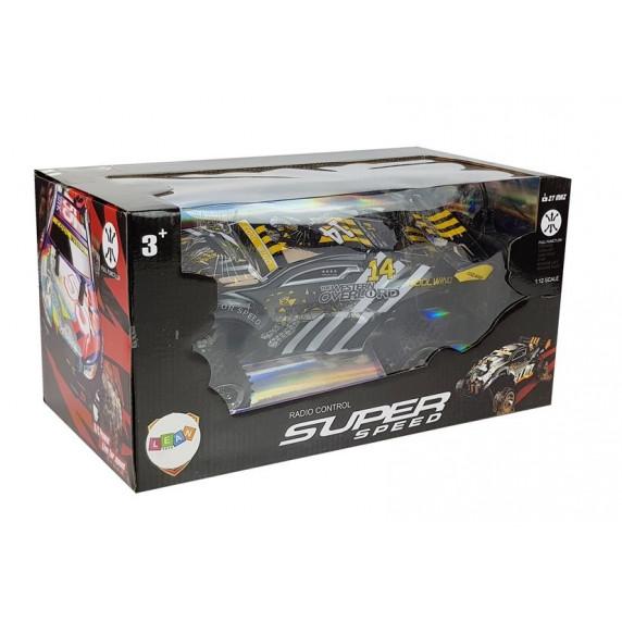 Inlea4Fun SUPER SPEED RC Távirányítós autó 1:12