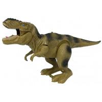 Lépegető, sétáló dinoszaurusz figura fény- és hangeffektekkel Inlea4Fun TYRANNOSAURUS REX