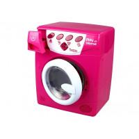 Inlea4Fun PLAY AT HOME Játék mosógép - rózsaszín