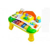 Készségfejlesztő asztal fény- és hangeffektusokkal Inlea4Fun SPORT BABY