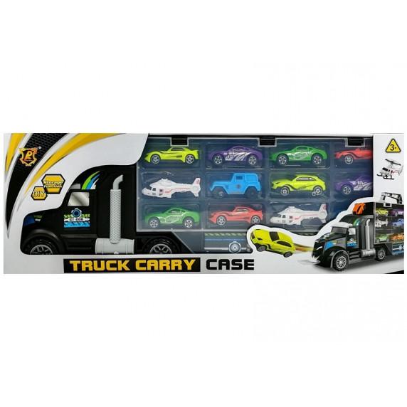Inlea4Fun TRUCK CARRY CASE Autószállító kamion