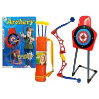 Inlea4Fun ARCHERY Gyerek íj készlet céltáblával