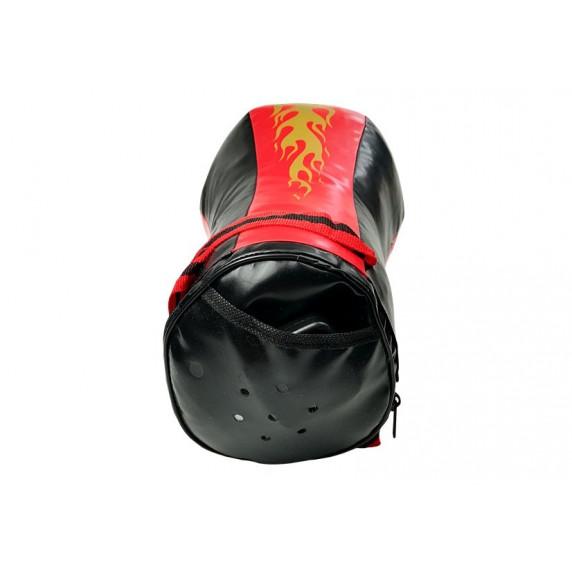 Inlea4Fun STAR BOXING Piros-fekete boksz-szett