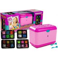 Inlea4Fun JEWERLY BOX Gyöngyfűző készlet ékszertartó ládával