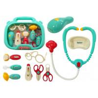 Orvosi játékszett Inlea4Fun DOCTOR - menta