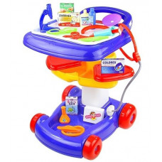 Inlea4Fun Doctor 27 Orvosi kocsi gyerekeknek Előnézet