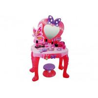 Szépítkező asztal Inlea4Fun Little princess V95808 - pillangó