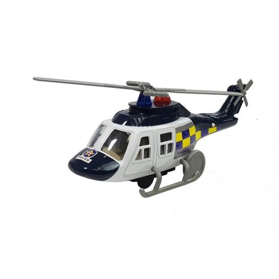 Inlea4Fun SOS STATION Rendőrségi jármű készlet
