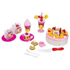 Szeletelhető torta szett lnea4Fun LUXURY FRUIT CAKE Előnézet