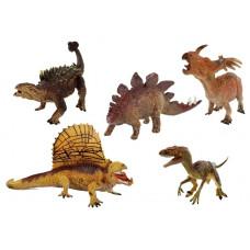 Inlea4Fun DINO PLANET Dinoszaurusz figura szett - 5 darab Előnézet