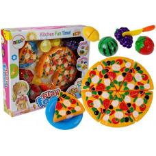 Szeletelhető pizza Inlea4Fun PLAY FOOD Előnézet