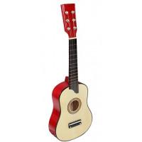 Inlea4Fun Fa játék gitár - Natural