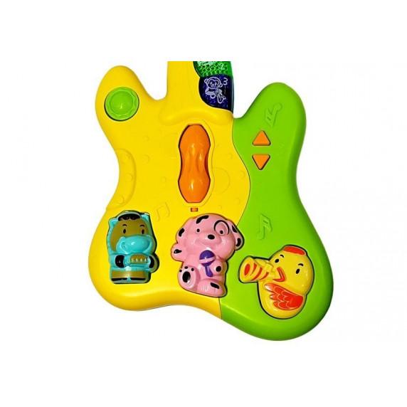 Interaktív hangszerek - zongora, gitár, telefon Inlea4Fun MUSIC PARTY