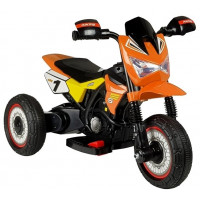 Elektromos háromkerekű GTM2288-A - narancssárga