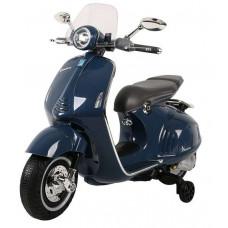 Elektromos kismotor Inlea4Fun VESPA GTS 300 - Sötét kék