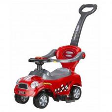 Inlea4Fun QUICK COUPE Gyermekjármű - piros Előnézet