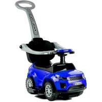 Lábbal hajtós gyermekjármű 614W 3az1-ben Inlea4Fun - kék