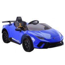 Inlea4Fun LAMBORGHINI Huracan Elektromos kisautó - kék Előnézet