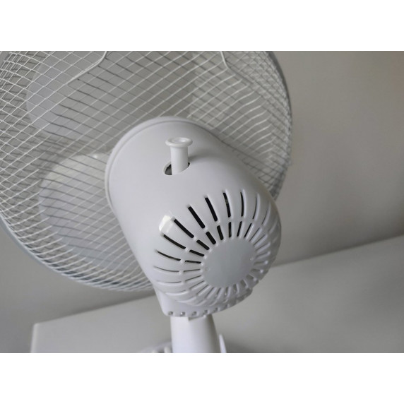 VENTO asztali ventilátor 30 cm 40W - fehér