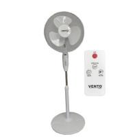 VENTO Otthoni álló ventilátor 40 cm 40W távirányítóval - Fehér