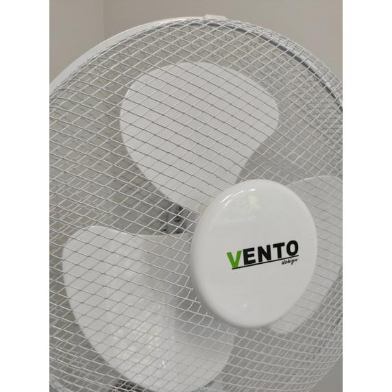 Otthoni álló ventilátor VENTO 40 cm 40W távirányítóval - Fehér