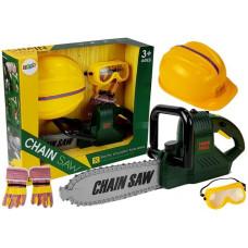 Játék láncfűrész kiegészítőkkel Inlea4Fun CHAIN SAW Előnézet