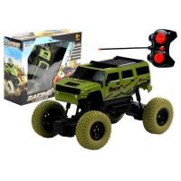 Távirányítós terepjáró autó RC Monster Truck - zöld