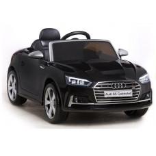 AUDI S5 Cabriolet elektromos kisautó Előnézet