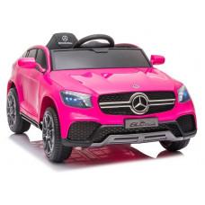 Elektomos kisautó Mercedes GLC Coupe BBH-013 - rózsaszín Előnézet