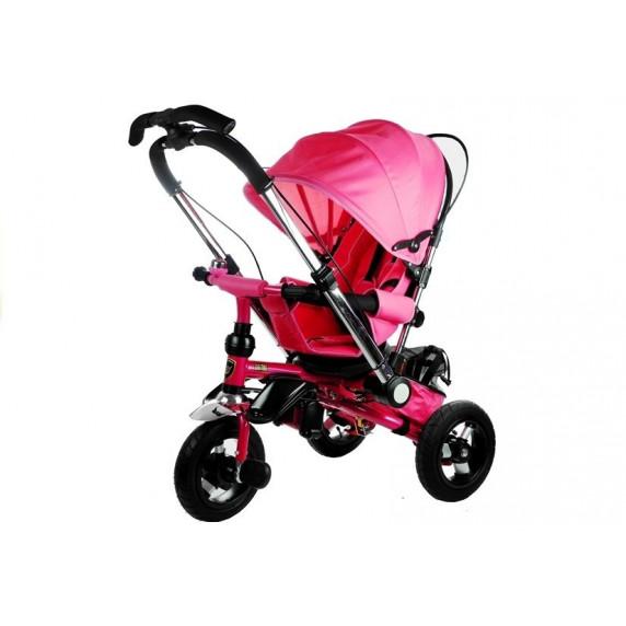 Tricikli Inlea4Fun PRO700 - rózsaszín