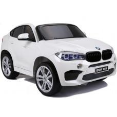 BMW X6M elektromos kisautó NEW DESIGN - lakozott kivitelben Előnézet