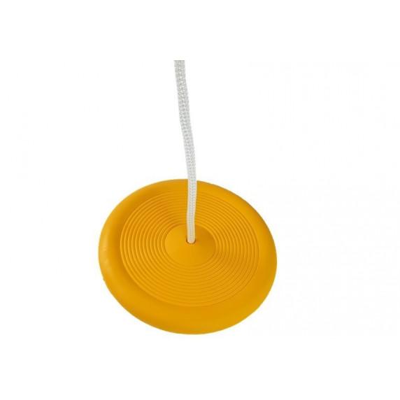 Tányérhinta Inlea4Fun YOYO SWING - Narancsárga