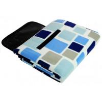 InGarden Piknik takaró 150x250 cm - kék 2809