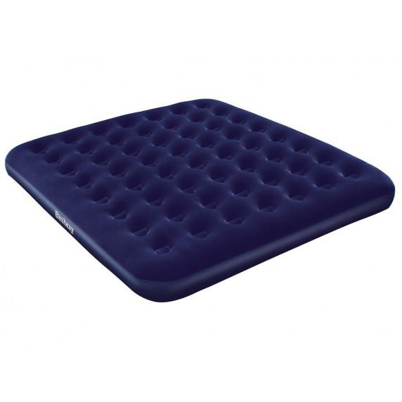 Felfújható kétszemélyes matrac vendégágy 203x183x22 cm BESTWAY 67004