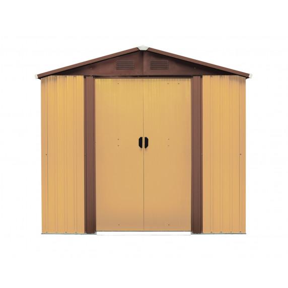 MAXTORE 108 Kerti tároló ház - Fautánzat