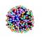 Fényfüzér égősor 200 LED - színes