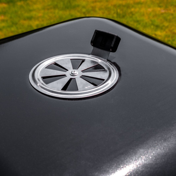 Szenes grill fedéllel MIRPOL MIR350