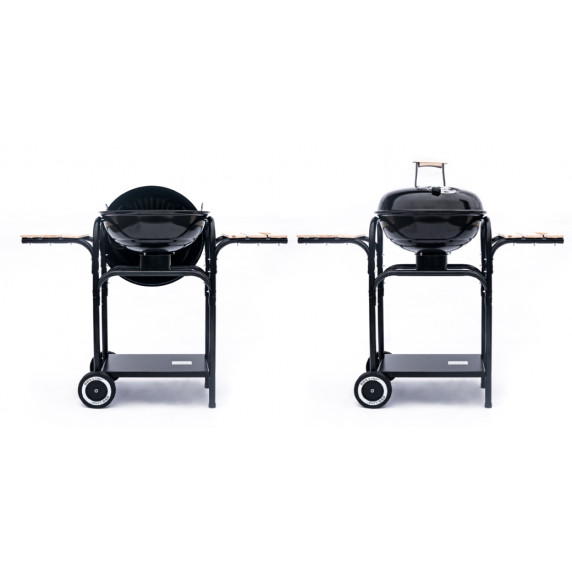 Szenes grill fedéllel MIRPOL MIR270