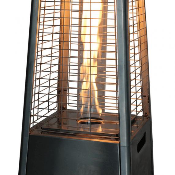 Hősugárzó teraszfűtő BBQ Line MIR-H71SS
