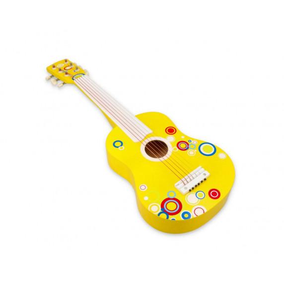 Fa játék gitár Lelin - bubble