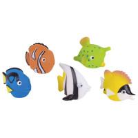 Fürdőjáték spriccelős  - halacskák