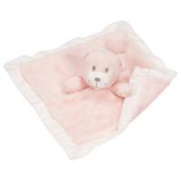 Szundikendő maci - rózsaszín