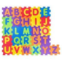 Habszivacs szőnyeg puzzle Ábécé 52 darabos