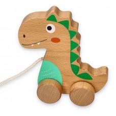 Húzható fajáték dinoszaurusz LELIN Előnézet