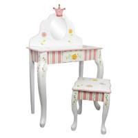Fésülködő asztal gyerekeknek FANTASY FIELDS Princess & Frog